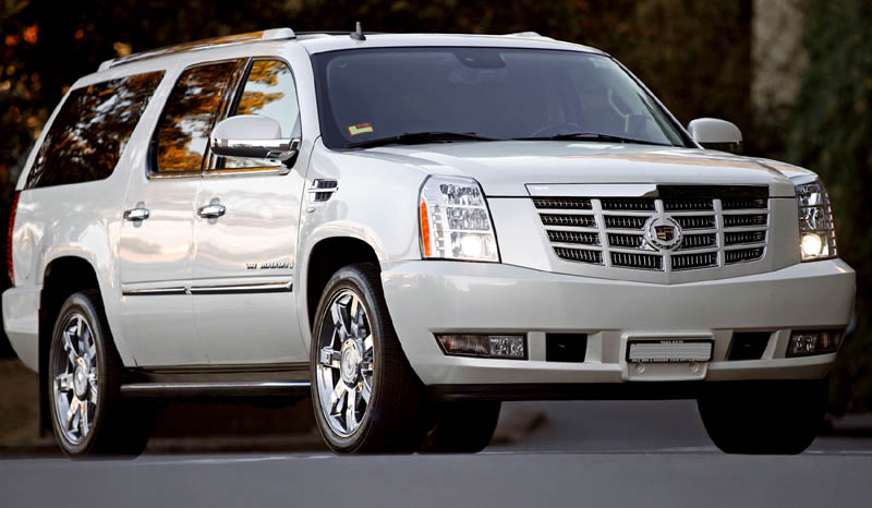 Book a Cadillac Escalade for Special Occasions | Cadillac ...
